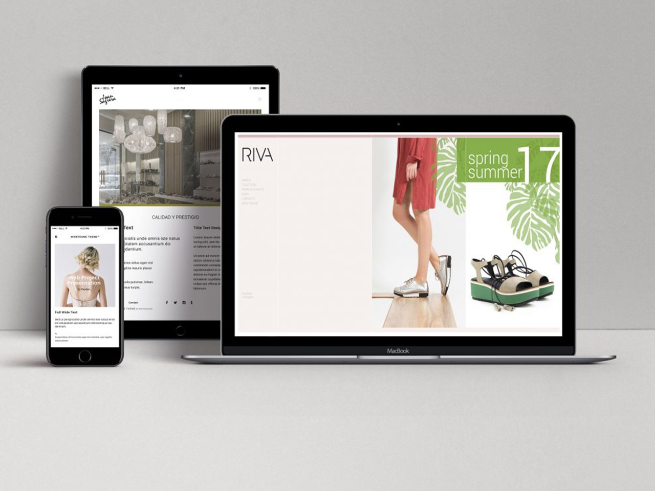 Pàgines web | Corporatives | E-commerce